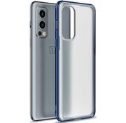 OPPRO OnePlus Nord 2 Merge Bumper Hoesje Blauw