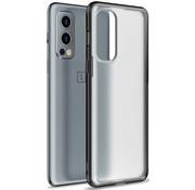 OPPRO OnePlus Nord 2 Merge Bumper Case Schwarz