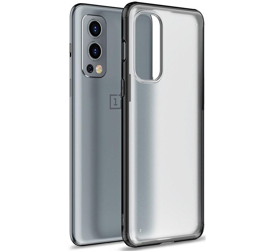 OnePlus Nord 2 Merge Bumper Case Schwarz