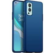 OPPRO OnePlus Nord 2 Case Ultra Slim Grip Blue