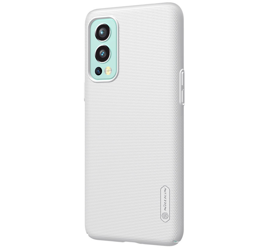OnePlus Nord 2 Case Super Frosted Shield White
