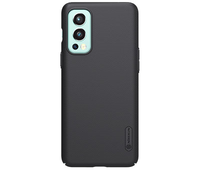Nillkin OnePlus Nord 2 Case Super Frosted Shield Black