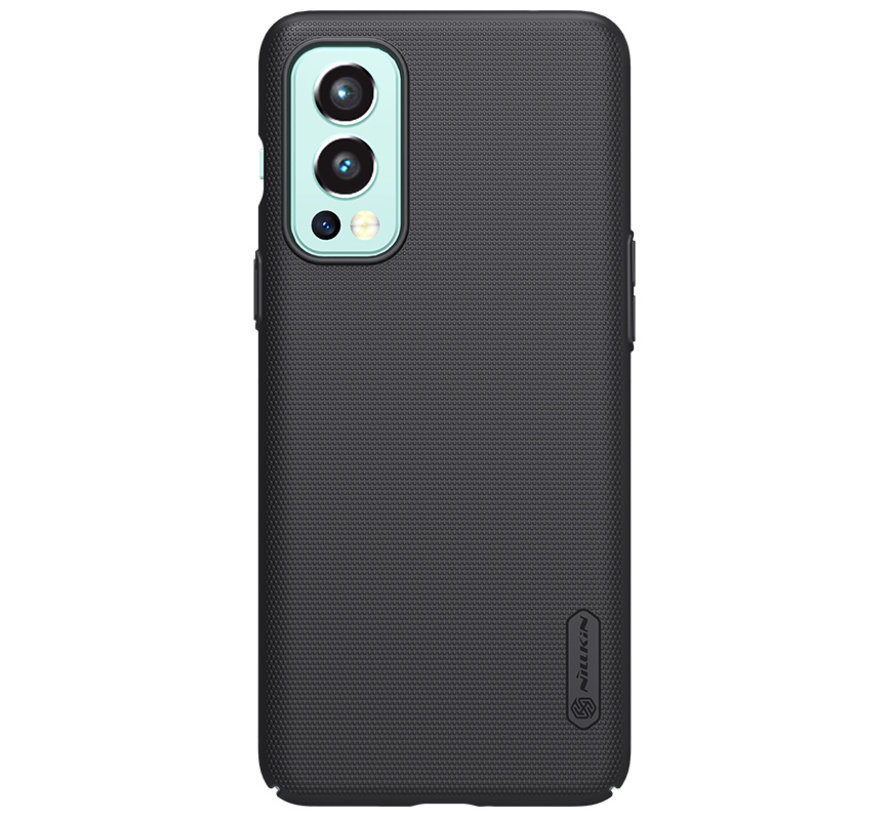 OnePlus Nord 2 Case Super Frosted Shield Black