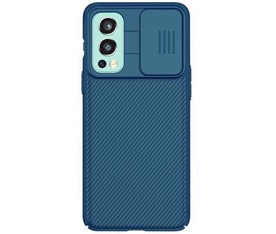 Nillkin OnePlus Nord 2 Hoesje CamShield Pro Blauw