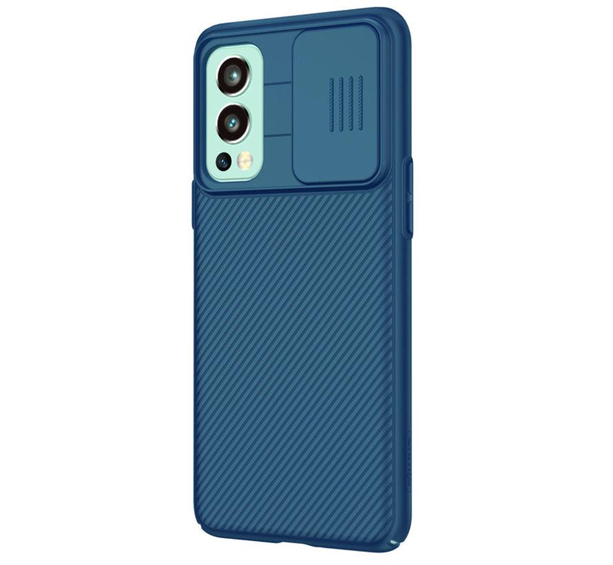OnePlus Nord 2 Hoesje CamShield Pro Blauw