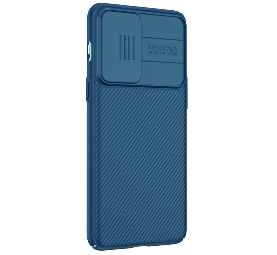 OnePlus Nord 2 Hülle CamShield Pro Blau