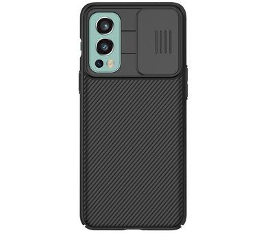 Nillkin OnePlus Nord 2 Hoesje CamShield Pro Zwart