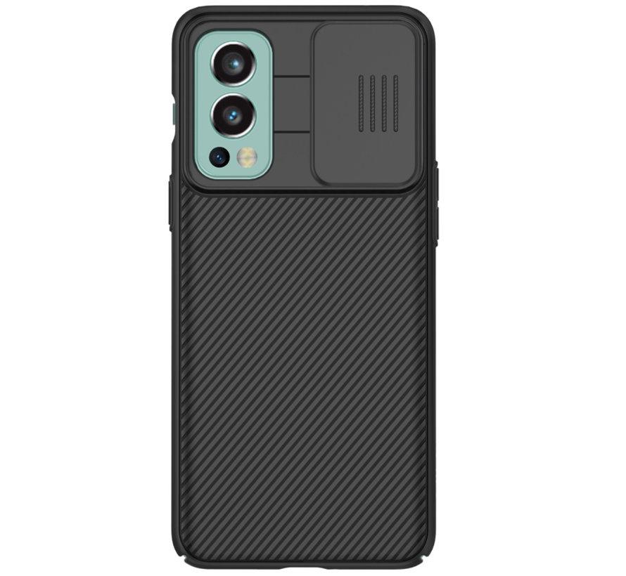 OnePlus Nord 2 Hoesje CamShield Pro Zwart