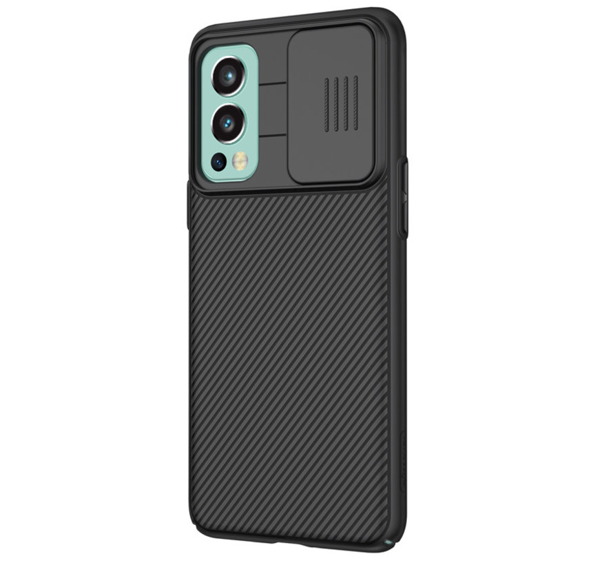 OnePlus Nord 2 Case CamShield Pro Black