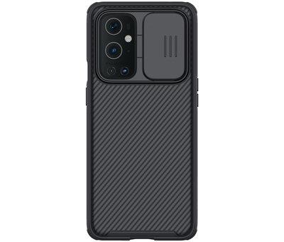 Nillkin OnePlus 9 Pro Hoesje CamShield Pro Zwart