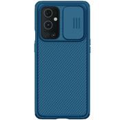 Nillkin OnePlus 9 Pro Hoesje CamShield Pro Blauw
