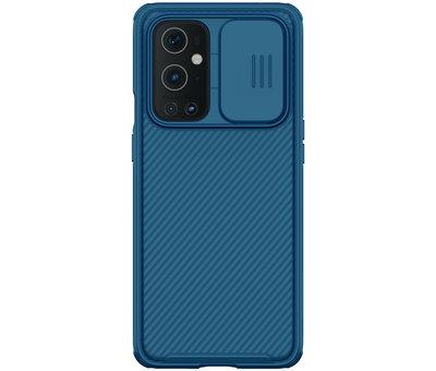 Nillkin OnePlus 9 Pro Hülle CamShield Pro Blau