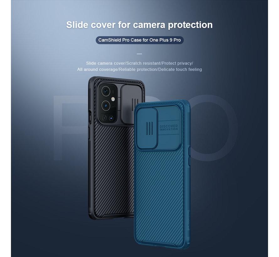 OnePlus 9 Pro Hülle CamShield Pro Blau