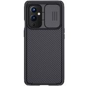 Nillkin OnePlus 9 Hoesje CamShield Pro Zwart