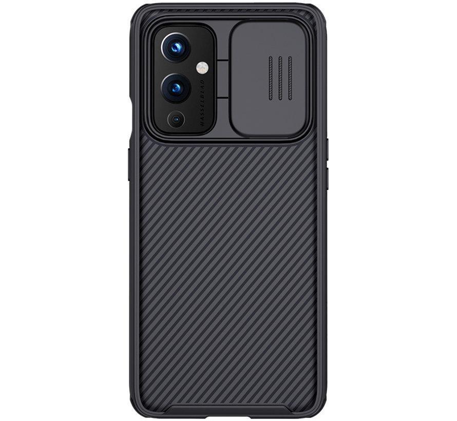 OnePlus 9 Hoesje CamShield Pro Zwart