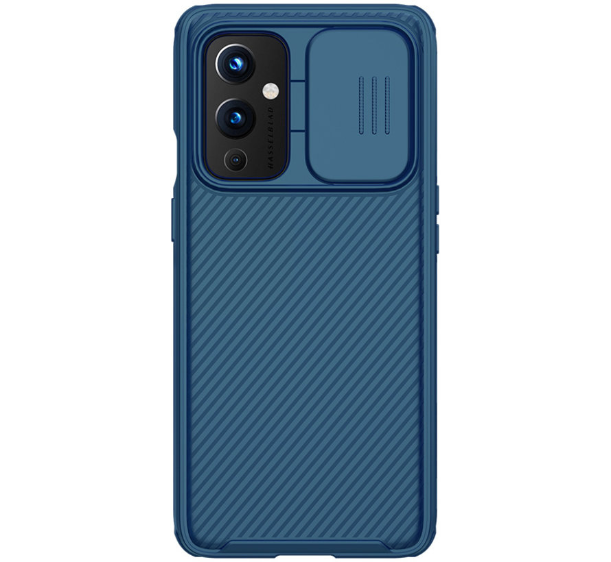 OnePlus 9 Hoesje CamShield Pro Blauw