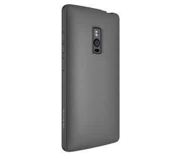 Diztronic TPU-Gehäuse Grau OnePlus Two