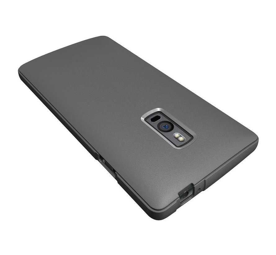 TPU Case Gray OnePlus Two