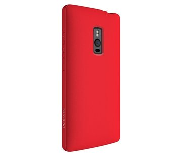 Diztronic TPU Case Red OnePlus Two