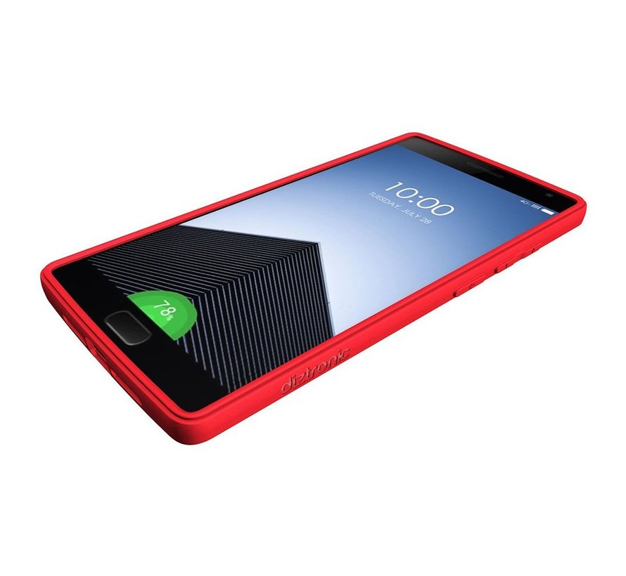 TPU Case Red OnePlus Two
