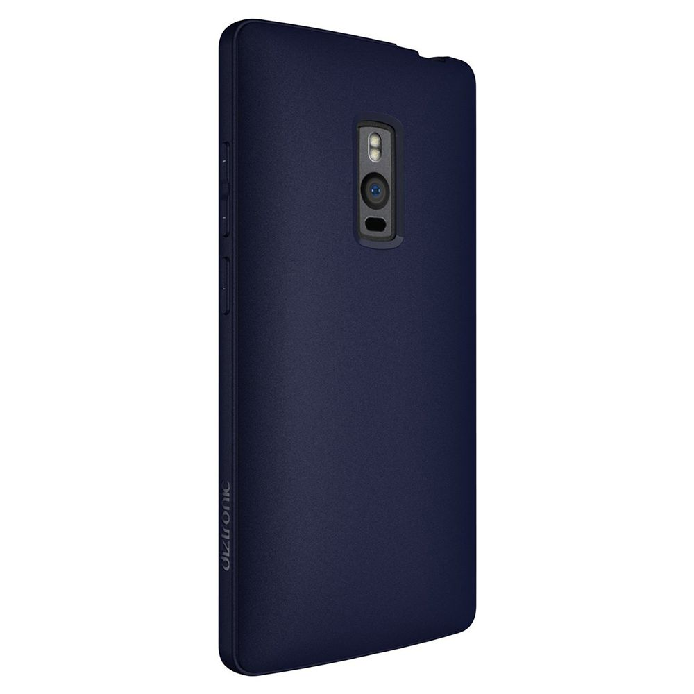 premium selection 16830 bf328 TPU Case Blue OnePlus Two