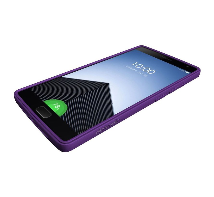 TPU Case Purple OnePlus Two
