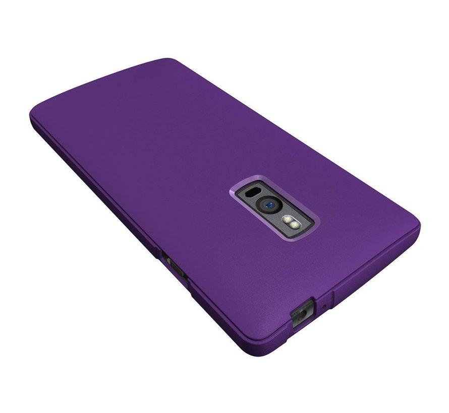 TPU-Hülle Lila OnePlus Two