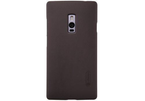 Nillkin Frosted Brown Shield OnePlus Two
