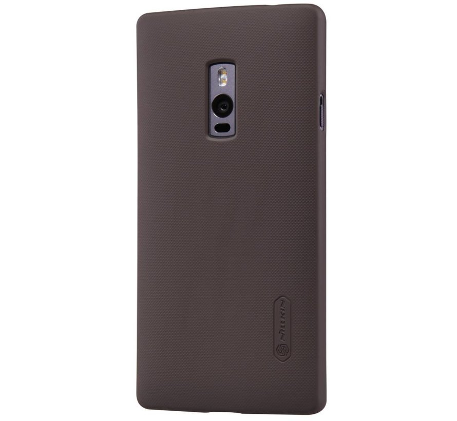 Frosted Shield Brown OnePlus Two