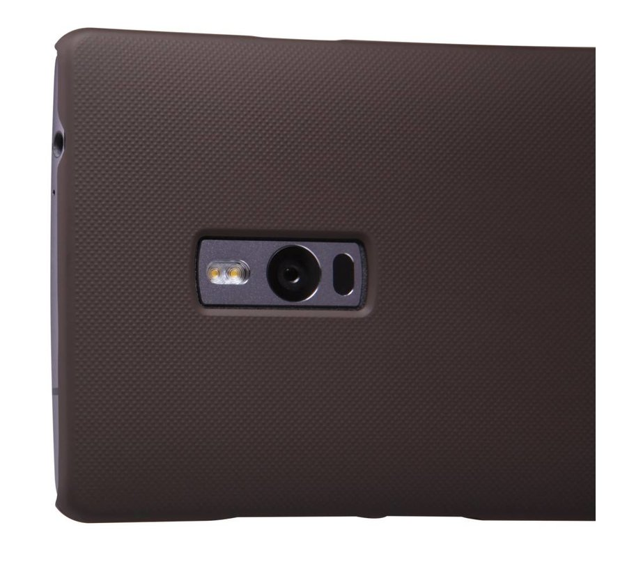 Frosted Brown Shield OnePlus Two