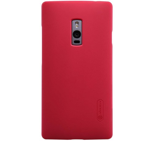 Nillkin Frosted Red Shield OnePlus Two