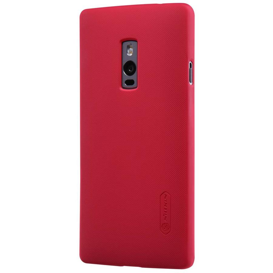 Frosted Shield Rood OnePlus Two