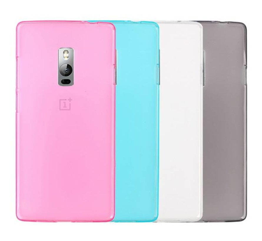 Silicone Case Pink OnePlus Two