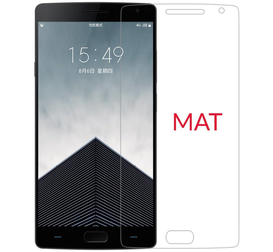 Mat Screen Protector OnePlus Two
