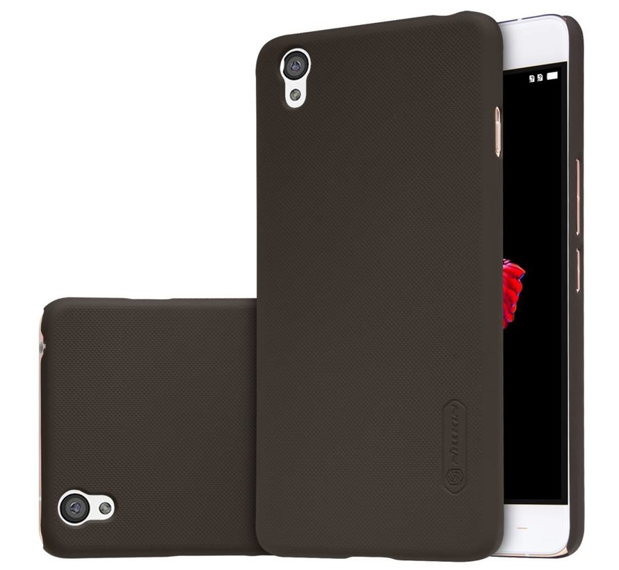 Frosted Shield Brown OnePlus X