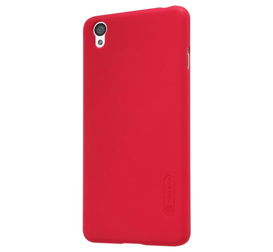 Frosted Red Shield OnePlus X