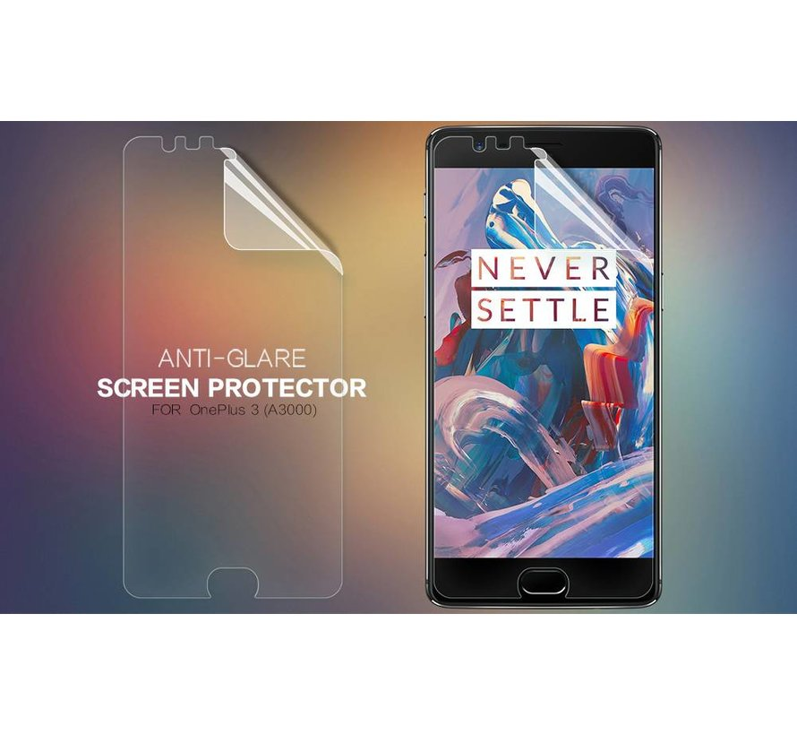 Mat Screen Protector OnePlus 3/3T