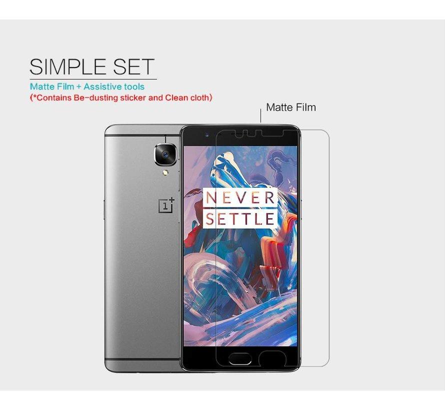 Matt Displayschutzfolie OnePlus 3 / 3T