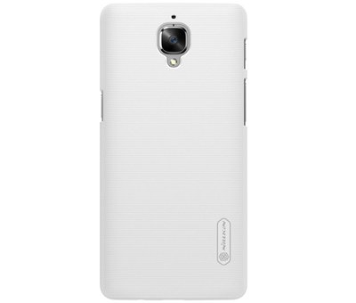 Nillkin Frosted Shield Case White OnePlus 3