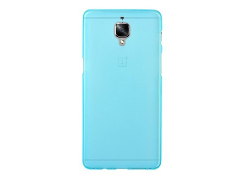 OPPRO Silicone Case Blauw OnePlus 3/3T