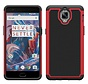 Dual Layer Case Red OnePlus 3
