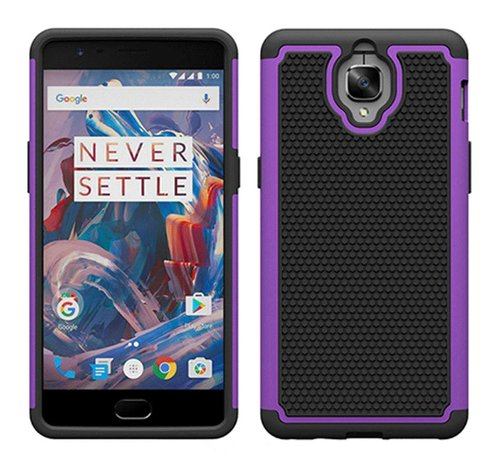 OPPRO Dual Layer Case Purple OnePlus 3