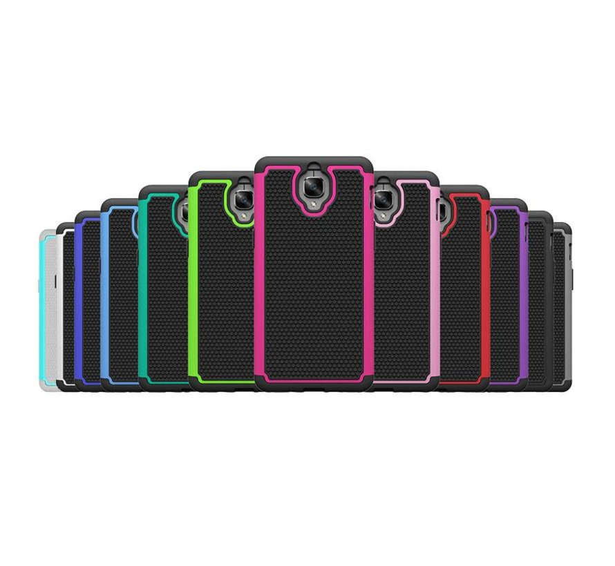 Dual Layer Case Mint OnePlus 3 / 3T
