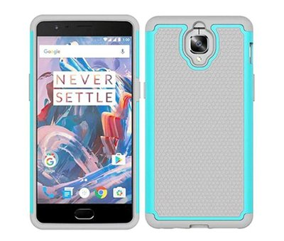 OPPRO Dual Layer Case Mint OnePlus 3 / 3T