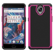 OPPRO Dual Layer Hülle Pink OnePlus 3 / 3T