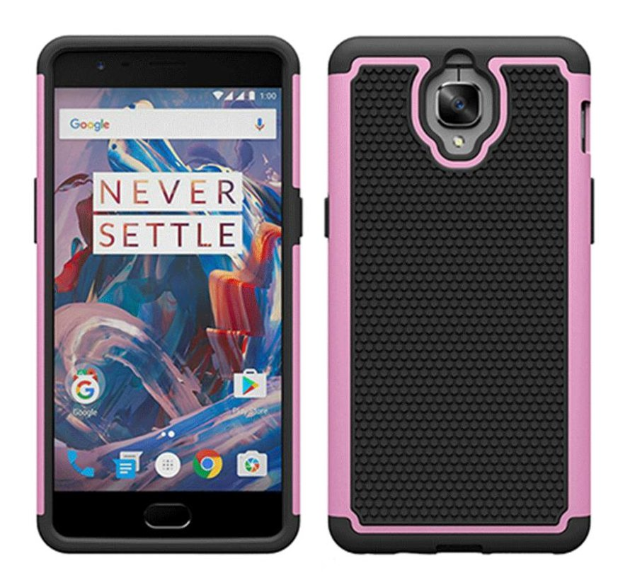 Dual Layer Case Rosé OnePlus 3/3T