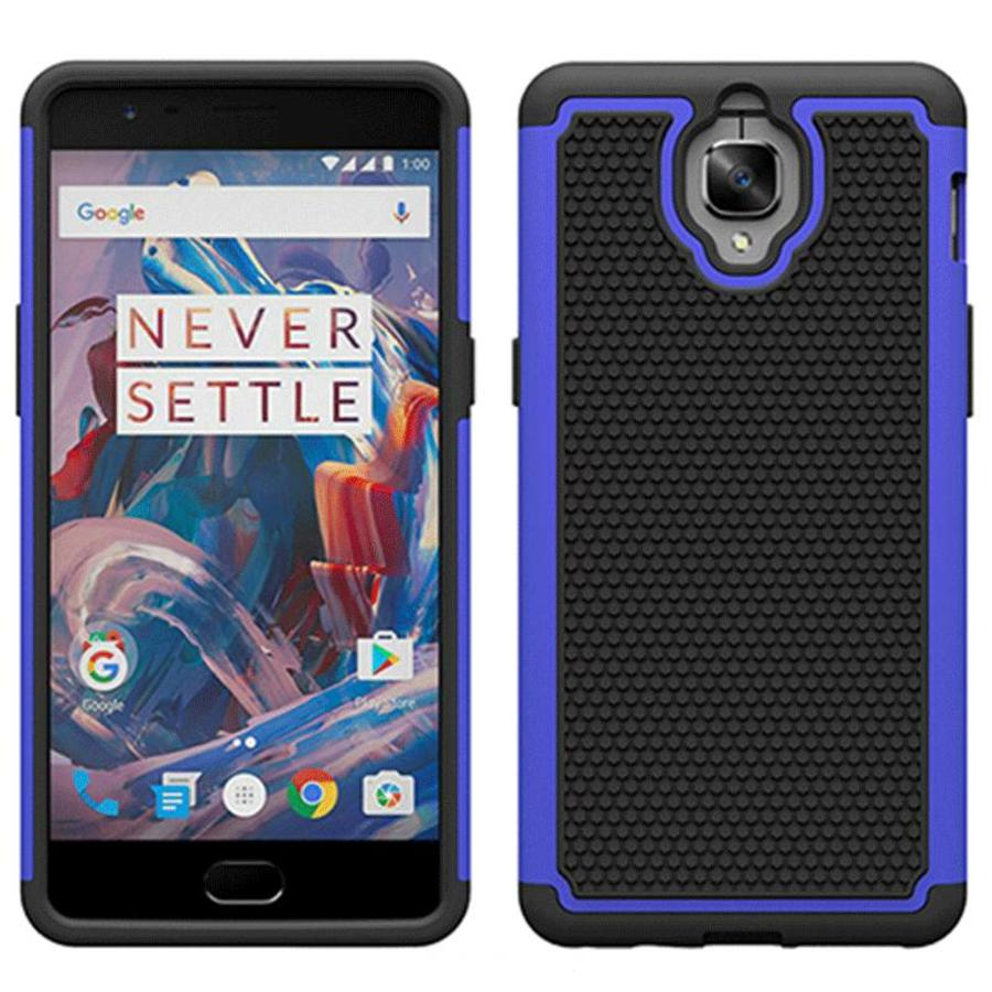 Dual Layer Case Donkerblauw OnePlus 3/3T