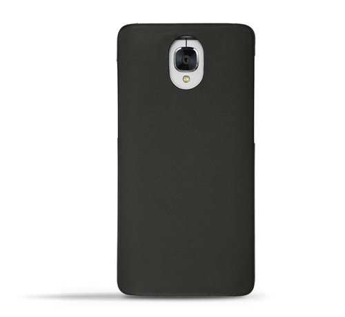 Noreve Tradition E Nappa Leather Cover Black OnePlus 3 / 3T