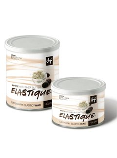 Holiday Elastic Wax White