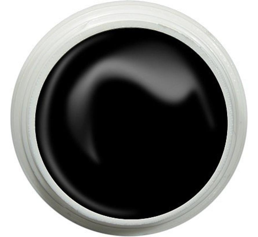 COLOR GEL ART Black
